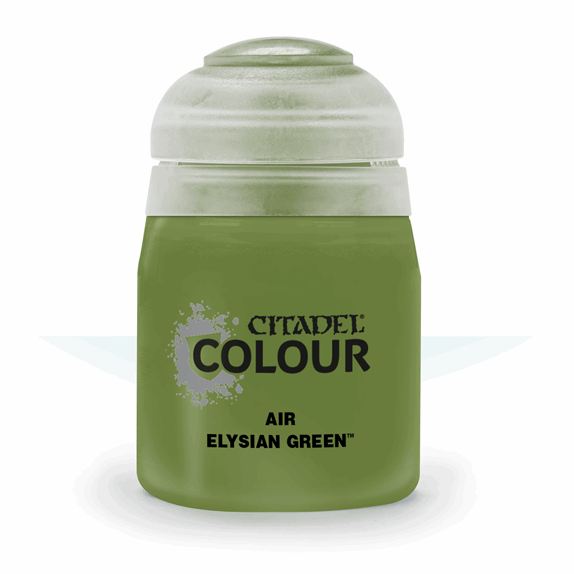 Air Elysian Green