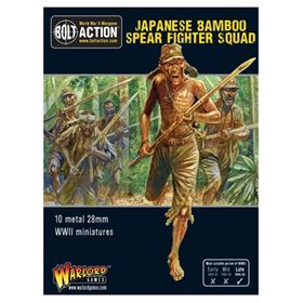 402216001 Japanese Bamboo Fighter Squad 01