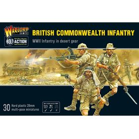 402011017 British Commonwealth Infantry Box Front