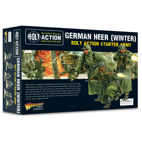 German Army Winter Starter