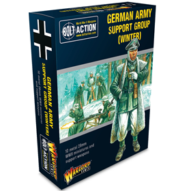 German Army Winter Support