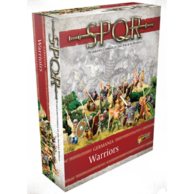 Spqr Germania Warriors