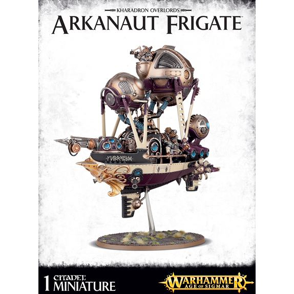Https Trade.Games Workshop.Com Assets 2019 05 Kharadron Overlords Arkanaut Frigate