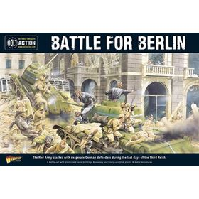 409910020 Battle For Berlin Box Lid