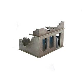 N110 Small Destroyed North Africa House 1.1
