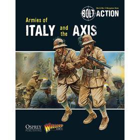Armies Of Italy And The Axis Cover