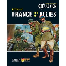 Armies Of France Allies Cover