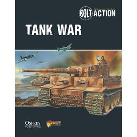Tank War French Cover