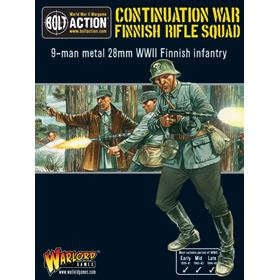 WGB FN 02 Finnish Infantry Squad Front Cover