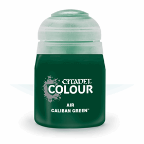 Air Caliban Green