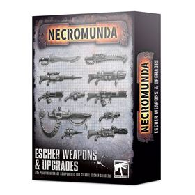 Https Trade.Games Workshop.Com Assets 2021 05 TR 300 74 99120599026 Necromunda Escher Weapons And Upgrades