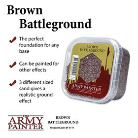 BF4111 BROWN BATTLEGROUND 1