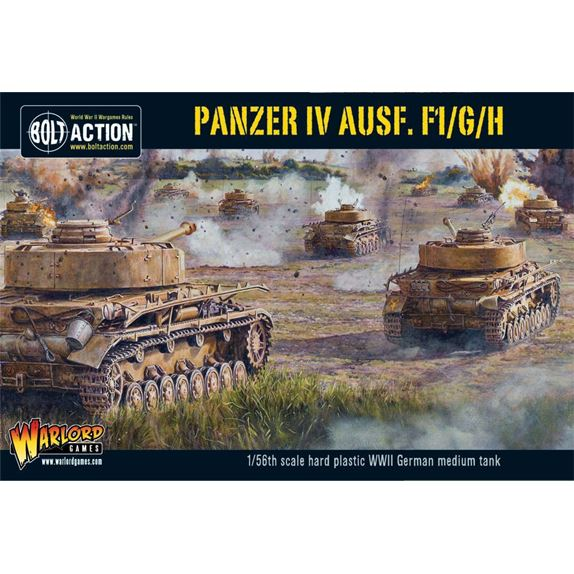 WGB WM 505 Panzer IV Box
