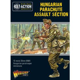 402217406 Hungarian Army Parachute Assault Section GW3 RTE