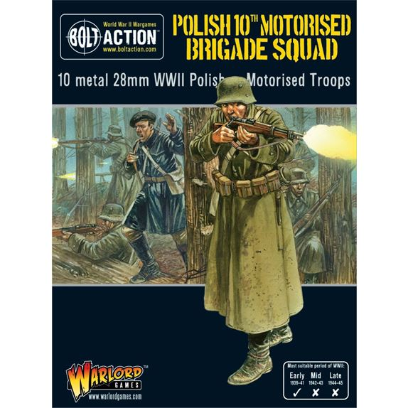 WGB PI 03 Polish 10Th Motorised Squad A