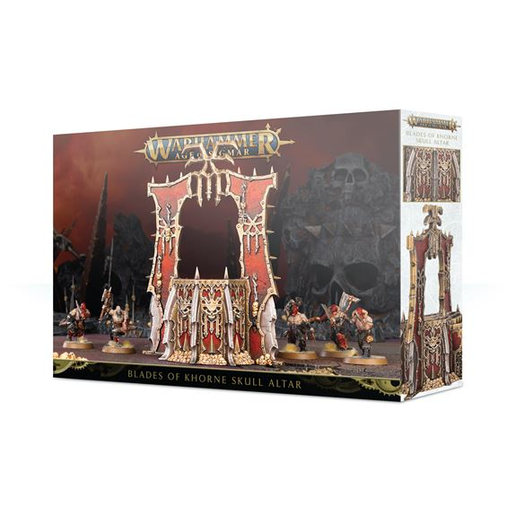 Https Trade.Games Workshop.Com Assets 2019 05 Blades Of Khorne Skull Altar