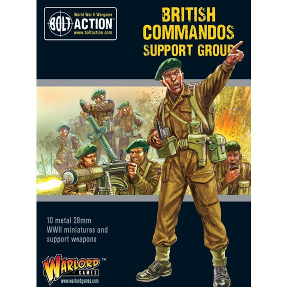 402212006 British Commandos Support Group Box Front 2