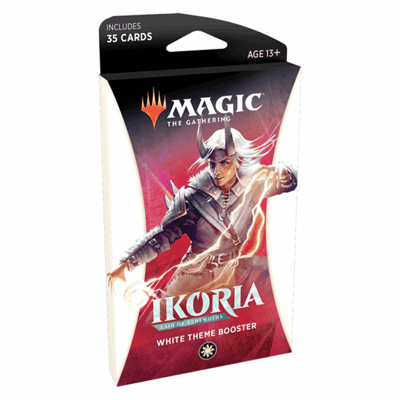 Ikoria Lair Of Behemoths Themed Booster Pack White P319290 335622 Medium