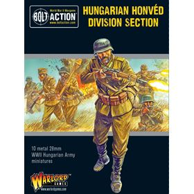 402217401 Hungarian Army Honved Division Section GW3 RTE