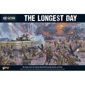 4050000075 The Longest Day Battle Set Cover