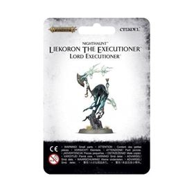 Games Workshop Warhammer Age Of Sigmar Nighthaunt Liekoron The Executioner P167260 203146 Medium