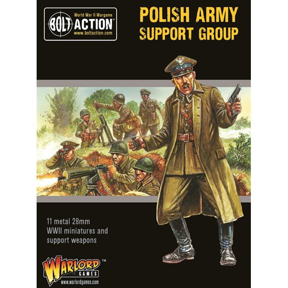 402217603 Polish Army Support Group Box Front