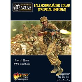 402212105 Fallschirmjager Squad Tropical Uniform Box Front