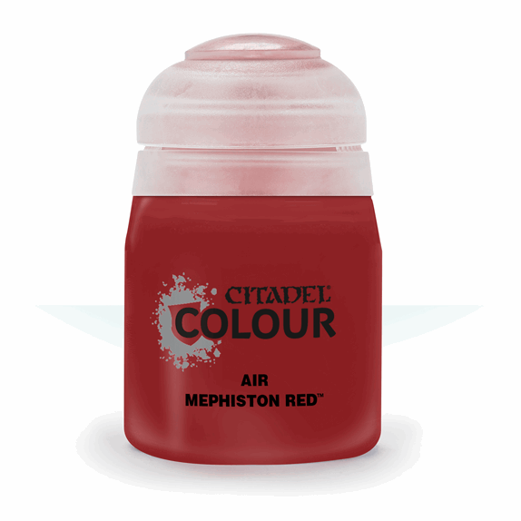 Air Mephiston Red