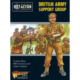 402211011 British Army Support Group Box Front