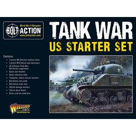 Tank War US Starter Set Box Front