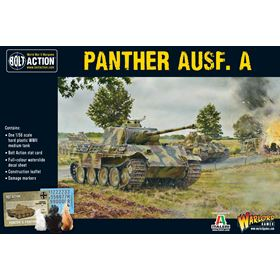 402012017 Panther Ausf A Box Front