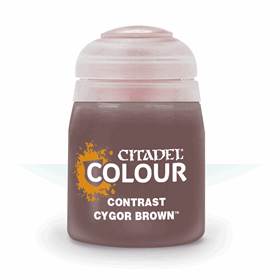 Contrast Cygor Brown